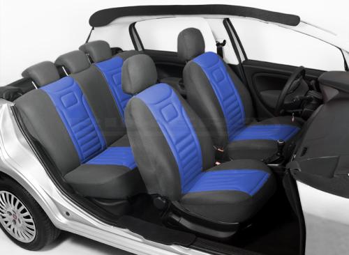 Autositzbezüge Sitzbezüge Erjot2010 Maßgefertigt für Dacia Duster